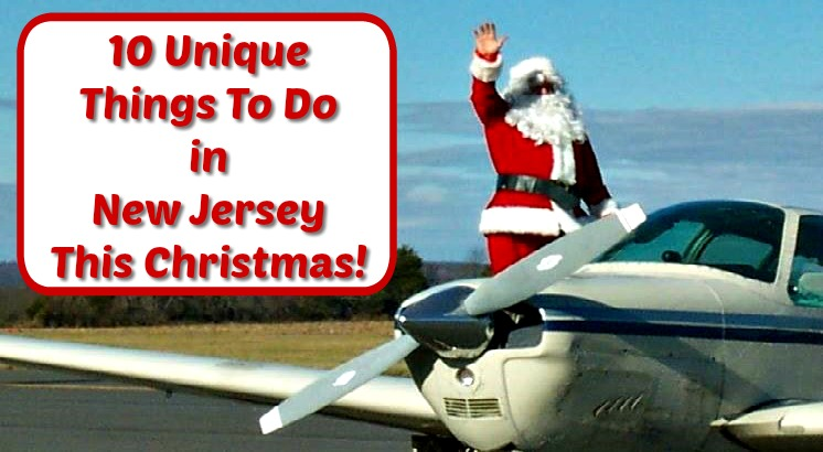 10 Unique Things To Do in New Jersey This Christmas!