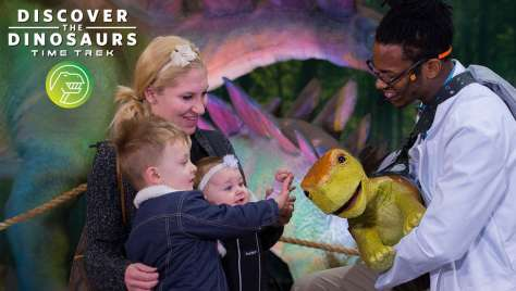 discover the dinosaurs secaucus nj