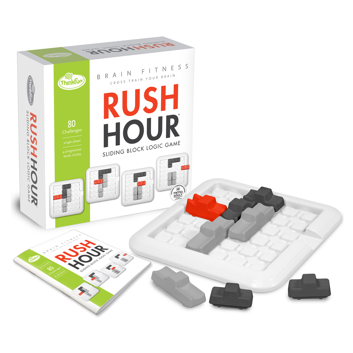 rush hour thinkfun online