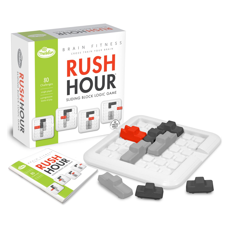 rush hour thinkfun online