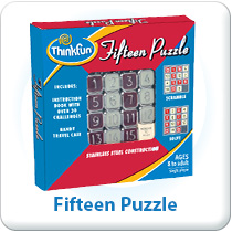 Fifteen Puzzle Featured