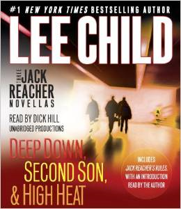 lee child jack reacher
