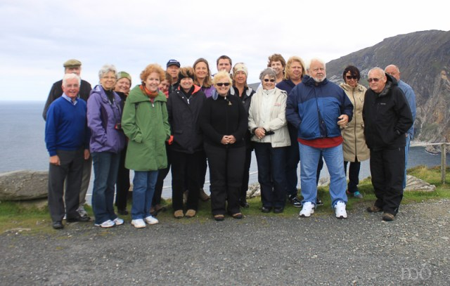 Guests on Thin Places Mystical Tours