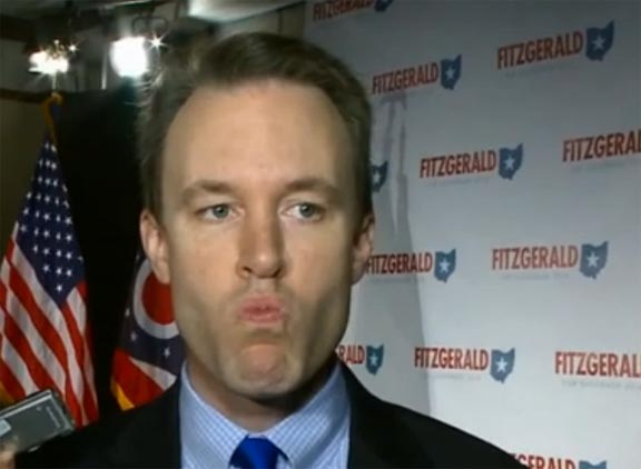 Ed Fitzgerald claims he cleaned up Cuyahoga County