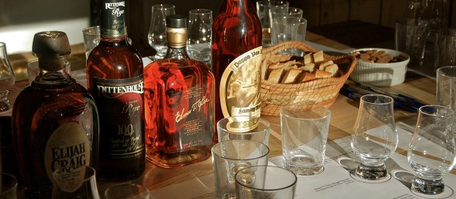 Pappy Whiskey Tasting Event