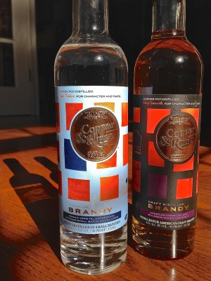 Copper and Kings Brandy