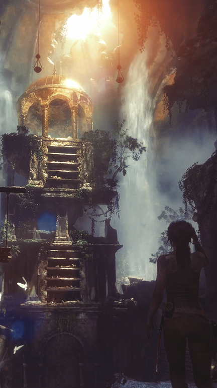 Rise of the Tomb Raider – 5K – No. 3
