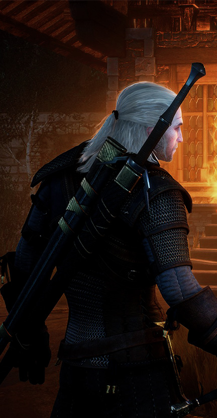 The Witcher 3: Wild Hunt – Hearts of Stone DLC – 5K – No. 1