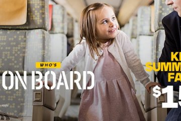 Kids Summer Fare with Via Rail