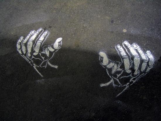 hands-shadow