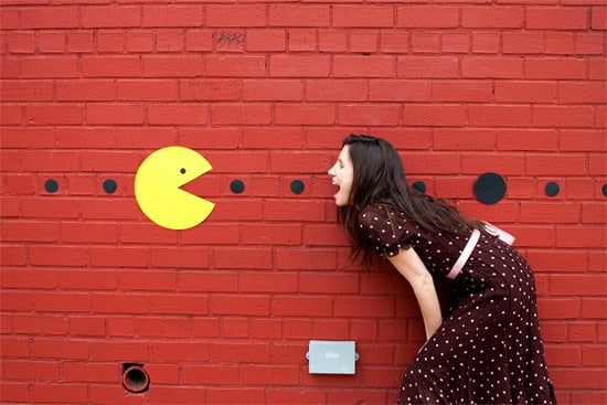 pacman-and-artist