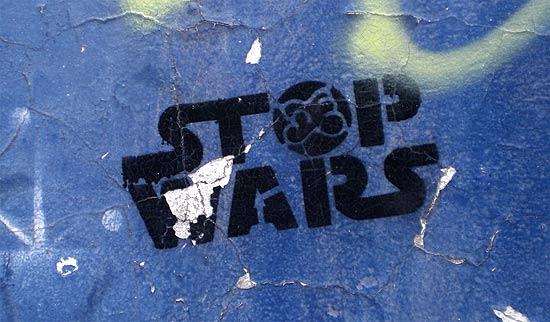 stop-wars-stencil