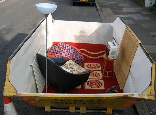 dumpster-living-room