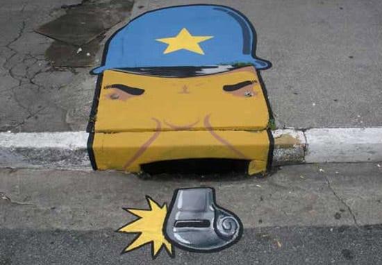 street-art-police