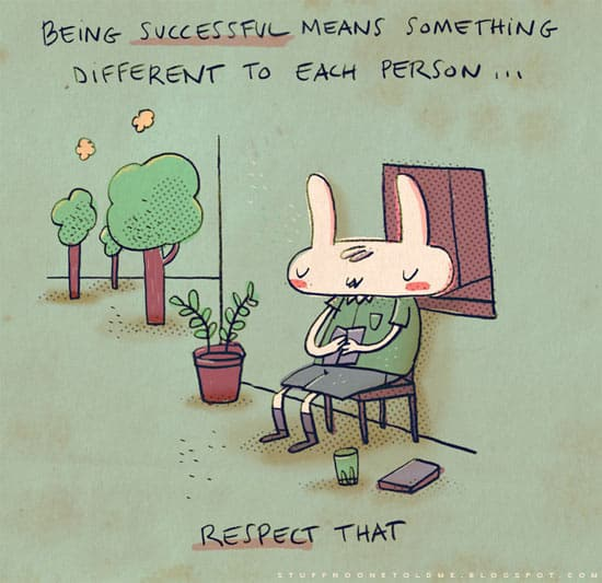 being-successful