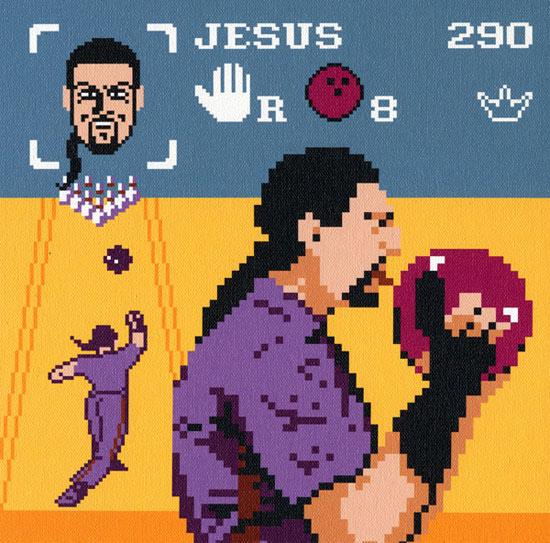 jesus-8-bit