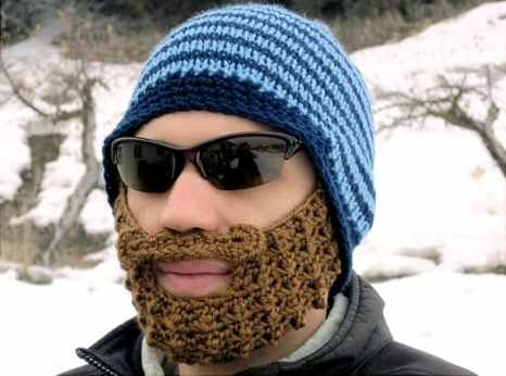 Beard Beanie ugly