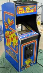 Ms. Pacman Machine, Man on the Moon and Movies with Anachronisms
