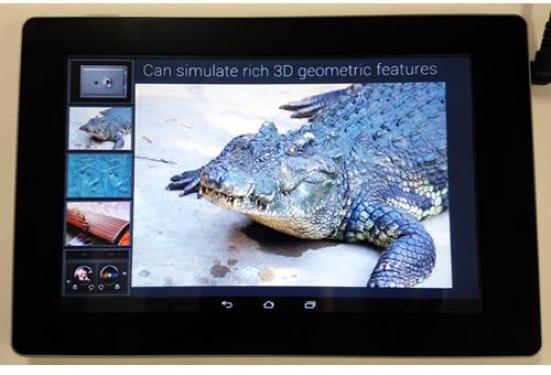fujitsu haptic tablet