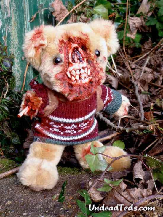 100 Teddy Bears With Skeletons in Their Closets 1