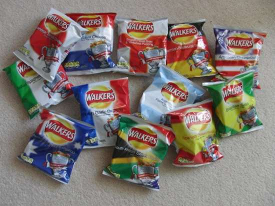 The 13 Strangest Potato Chips Flavours12