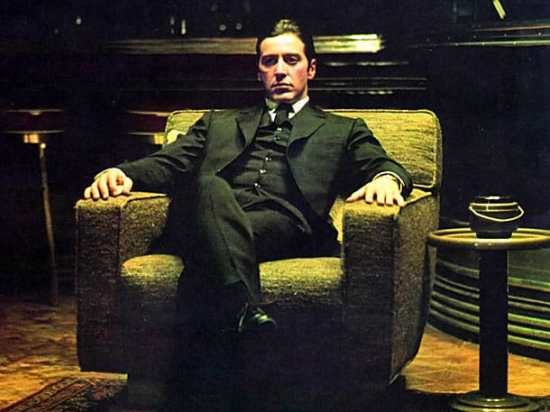 Al Pacino The Godfather II