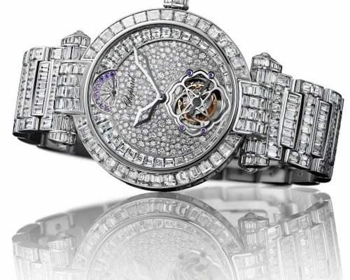cartier secret luxury watch