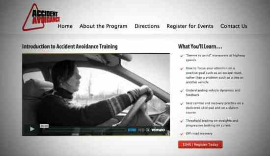 Accident Avoidance Course 2
