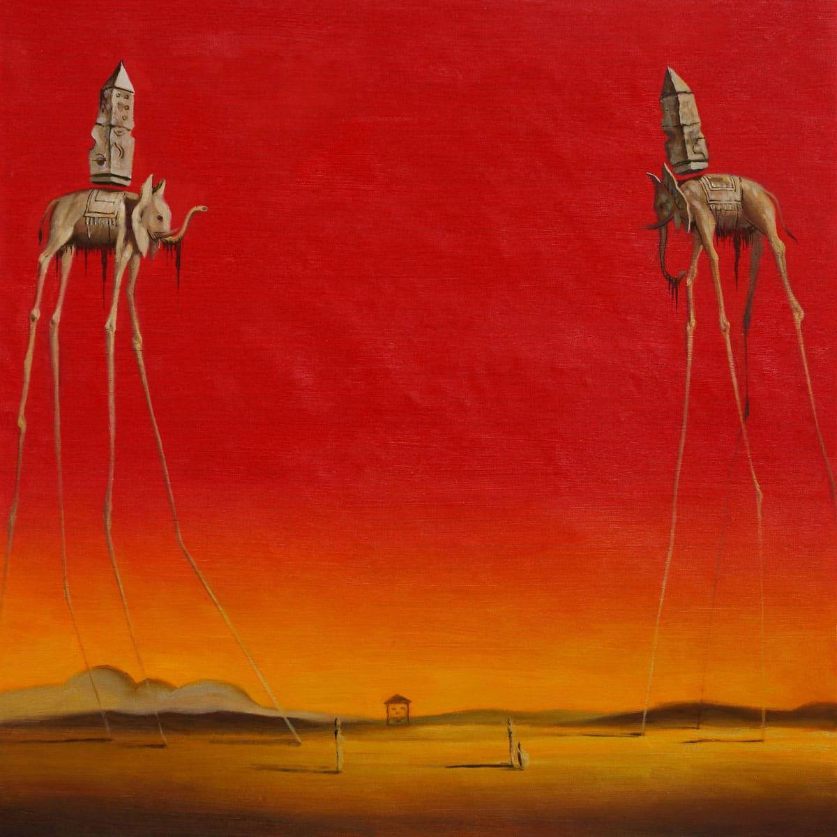 The Shameful Life of Salvador Dali.