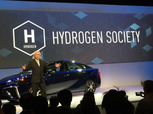 5 Science Fiction Ideas That Came True (Or Will Soon) Hydrogen-fueled cars and airplanes