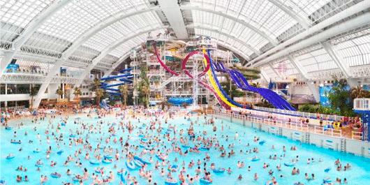 Strange and Amazing Shopping Malls Around the World