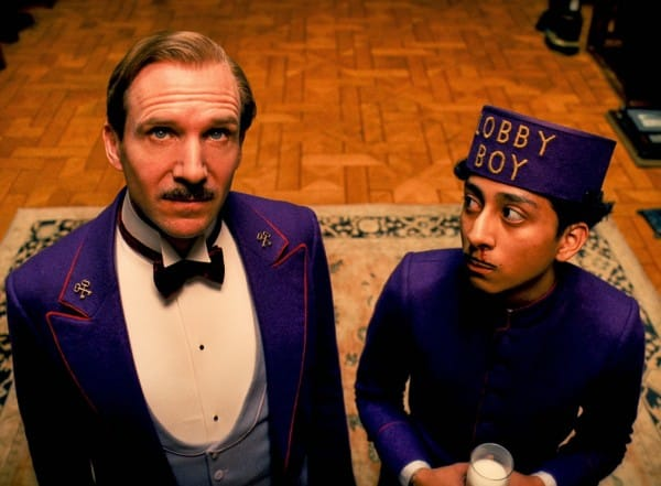 The lobby boy from The Grand Hotel Budapest is one of the 8 Amazing Portraits from Wes Anderson Movies