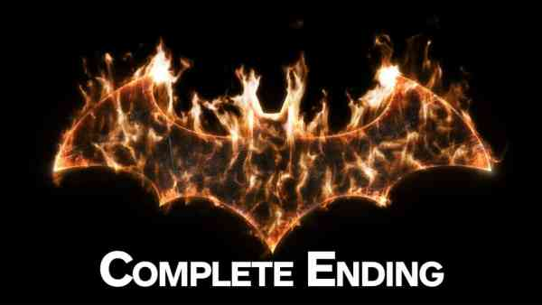The Batman Cataclysm Of 2014-2015 contains what might be a permanent ending of Batman as we know him.