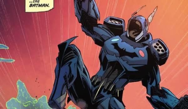 Commissioner Jim Gordon is part of The Batman Cataclysm Of 2014-2015.