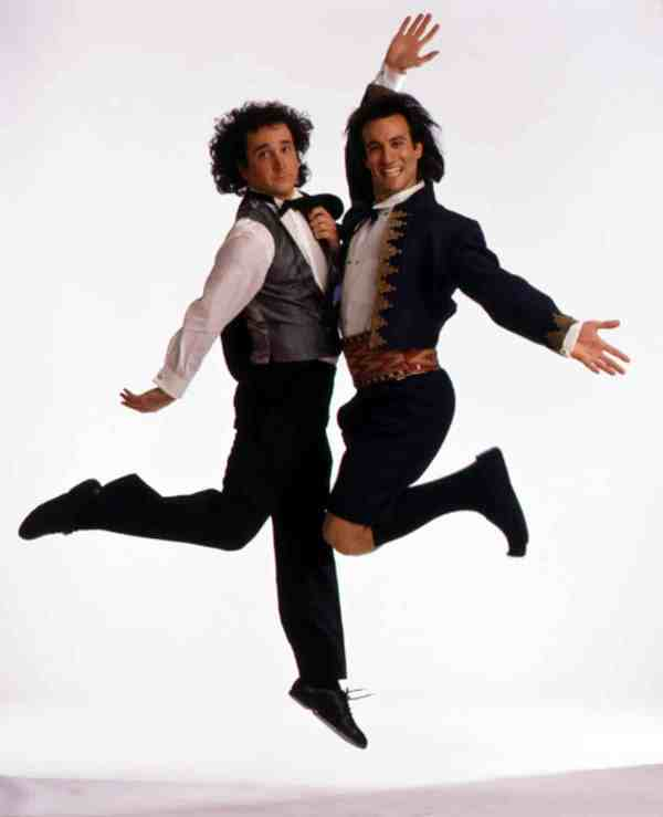 Perfect Strangers, one of the 6 TGIF shows that left a mark.