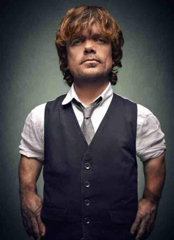 7 under-sized celebrities - PEter Dinklage