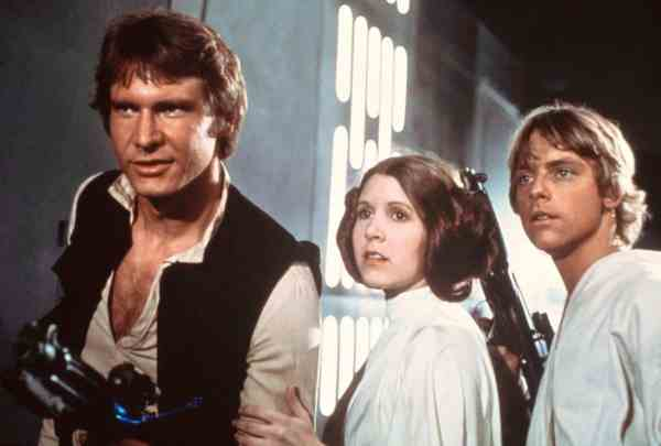 The top 9 returning actors in 2015 includes members of the Star Wars cast.