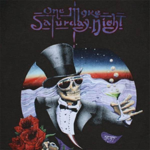 The list of 5 weekend themed songs includes an entry from the Grateful Dead.