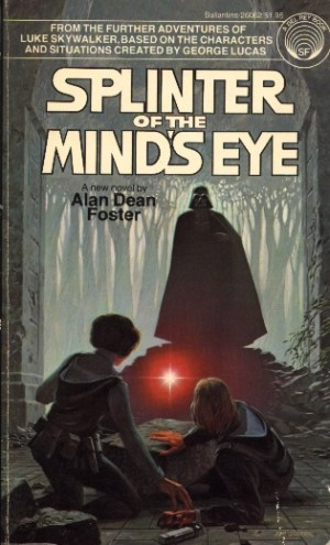 Splinter of the Mind's Eye is part of the top 6 curious moments from the Star Wars history.