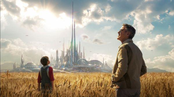 Tomorrowland is on the worst Disney movies list.