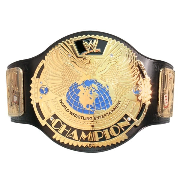 The list of famous WWE Championship belts includes the WWE Attitude Era Championship Belt.