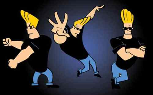 Johnny Bravo is among the 10 cartoon characters who would make better presidents.