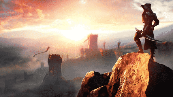 The top video game franchises worth playing include Dragon Age.