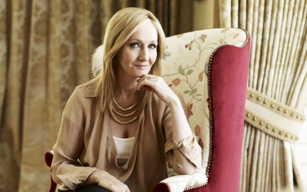 J.K. Rowling did not escape controversies.