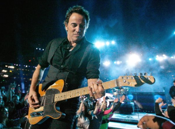 Our top 2016 music tours includes the one of Bruce Springsteen and the E Street Band.