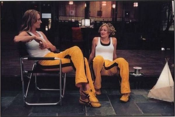Zoe Bell is trained in martial arts, which made her perfect for the role in Kill Bill.