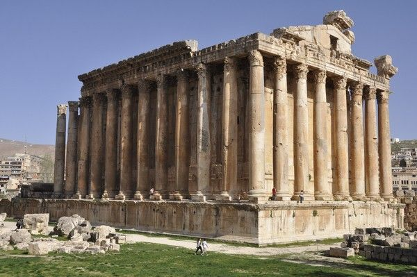 Temple of Bacchus - Most Beautiful Temples In Asia