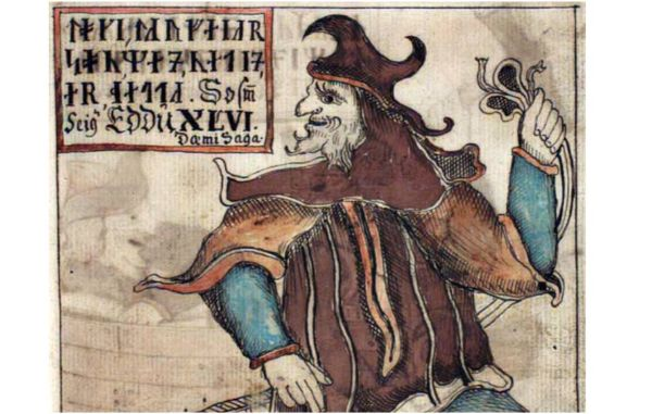 Loki Was Often The Source Of Many Of The Weirdest Norse Myths