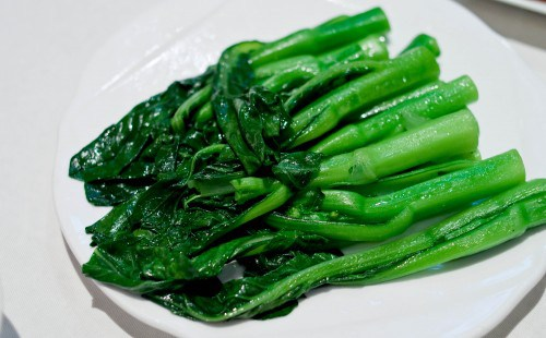 Vegetables That You Know Nothing About - Gai Lan