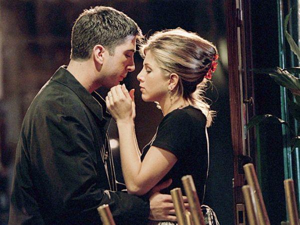 Ross and Rachel - Slip